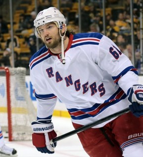 Rick Nash Player Page