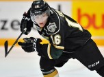 Max Domi Photo by Terry Wilson / OHL Images.
