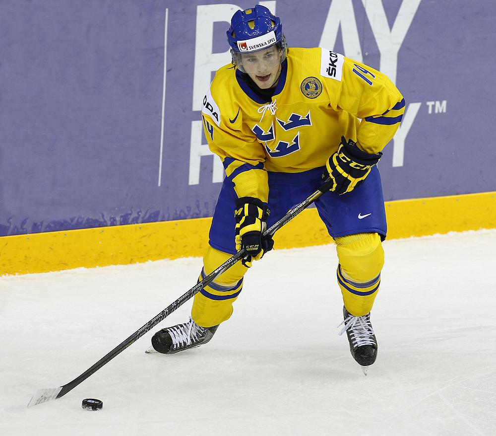 2014 Iihf World Juniors Fantasy Hockey Future Watch Sweden