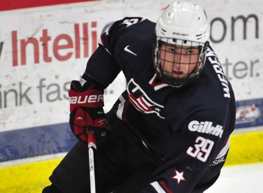 first rate 0d162 9cc1f 2015 NHL Draft - Focus on Zach Werenski - Michigan