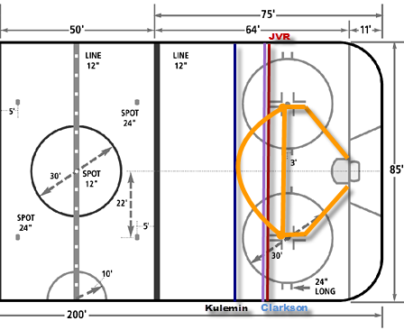 Rink Dimensions