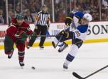 NHL: APR 10 Blues at Wild