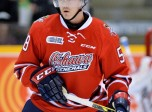 Mitchell Vande Sompel of the Oshawa Generals. Photo by Terry Wilson/OHL Images.