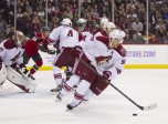 NHL: OCT 23 Coyotes at Wild