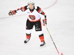 Dante Salituro of the Ottawa 67's. Photo by Aaron Bell/OHL Images
