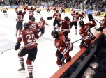 The Guelph Storm - 2014 OHL Champions (Aaron Bell/OHL Images)