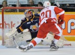 Anaheim prospect Nick Ritchie is red hot for the soaring Greyhounds (Terry Wilson/OHL Images)