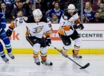 NHL: MAR 09 Ducks at Canucks