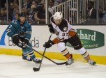 NHL: SEP 26 Preseason - Ducks at Sharks
