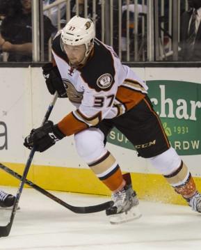 NHL: SEP 26 Preseason - Ducks at Sharks