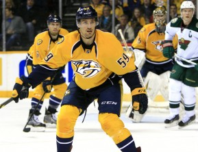NHL: FEB 26 Wild at Predators