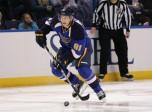 NHL: APR 27 Blackhawks at Blues