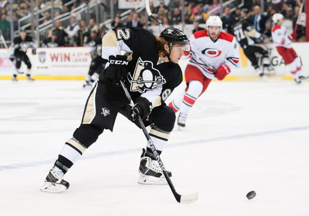 NHL: JAN 17 Hurricanes at Penguins