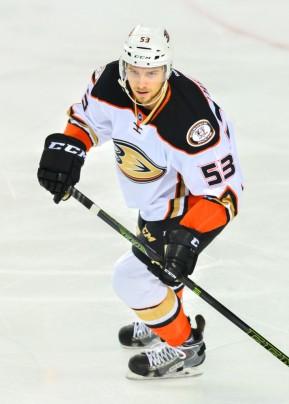 NHL: DEC 29 Ducks at Flames