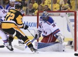 NHL: APR 13 Round 1 - Game 1 - Rangers at Penguins