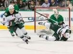 NHL: JAN 09 Wild at Stars