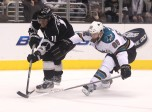 NHL: MAR 20 Sharks at Kings