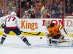 NHL: MAR 30 Capitals at Flyers