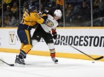 NHL: NOV 17 Ducks at Predators