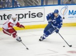 NHL: APR 13 Round 1 - Game 1 - Red Wings at Lightning