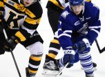 Michael McLeod of the Mississauga Steelheads. Photo by Aaron Bell/OHL Images