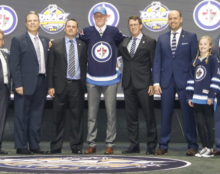sports shoes 175c1 d3649 NHL Draft Review and Grades: Winnipeg Jets