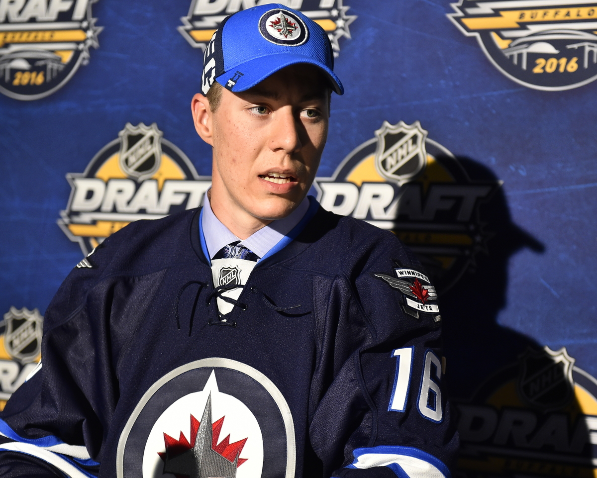 sports shoes f469b bfe12 NHL Draft Review and Grades: Winnipeg Jets