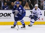 March 15, 2016: Toronto Maple Leafs Defenceman Rinat Valiev (29) [10379] in action during the Toronto Maple Leafs game against the Tampa Bay Lightning at Air Canada Centre in Toronto, ON. (Photo by Gerry Angus/Icon Sportswire)