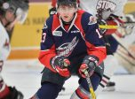 Gabriel Vilardi of the Windsor Spitfires. Photo by Terry Wilson / OHL Images.