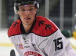 Shane Bowers of the Waterloo Black Hawks, USHL