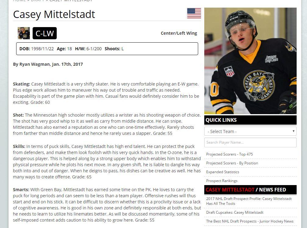 Casey Mittelstadt 1