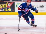 Jaret Anderson-Dolan, photo by Larry Brunt/Spokane Chiefs