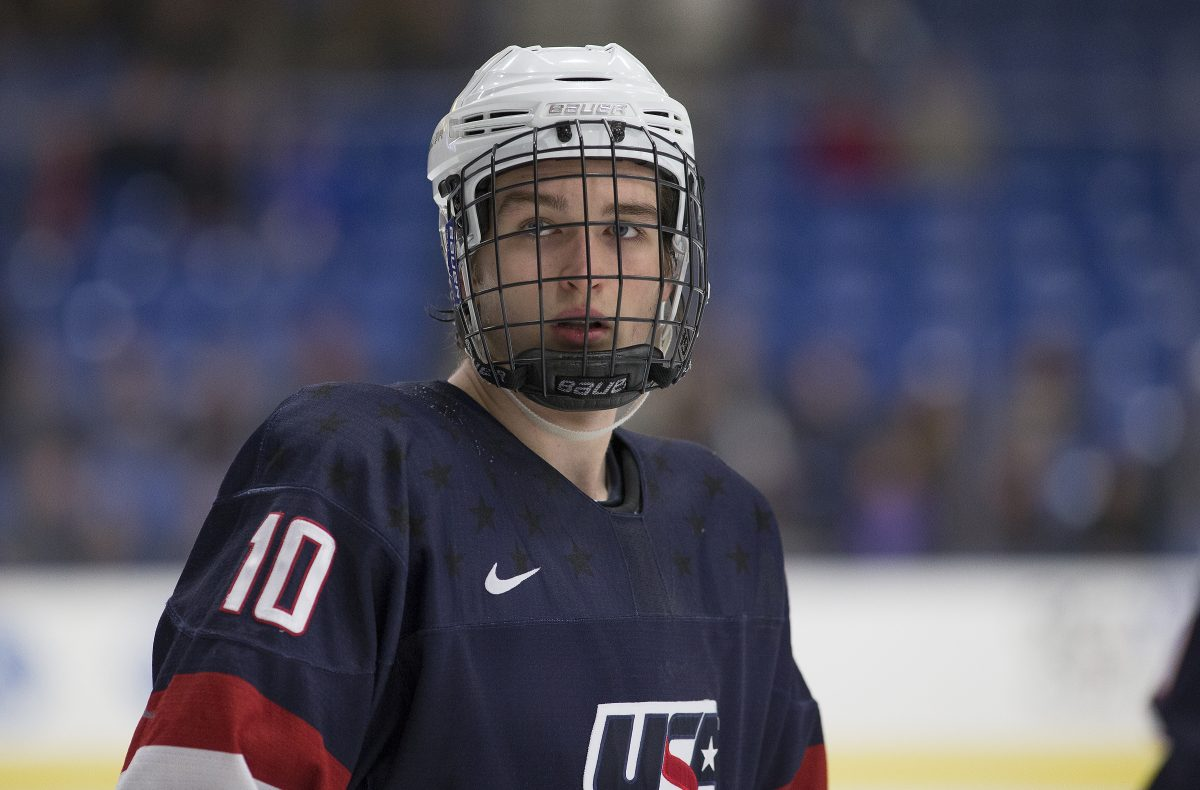 Scott Reedy of the USNTDP.  Photo by Rena Laverty