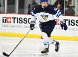 GRAND FORKS, NORTH DAKOTA - APRIL 14: Czech Republic vs Finland preliminary round - 2016 IIHF Ice Hockey U18 World Championship. (Photo by Matt Zambonin/HHOF-IIHF Images)