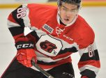 Kevin Bahl of the Ottawa 67's. Photo by Terry Wilson / OHL Images.