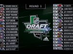 2018 NHL Draft Board