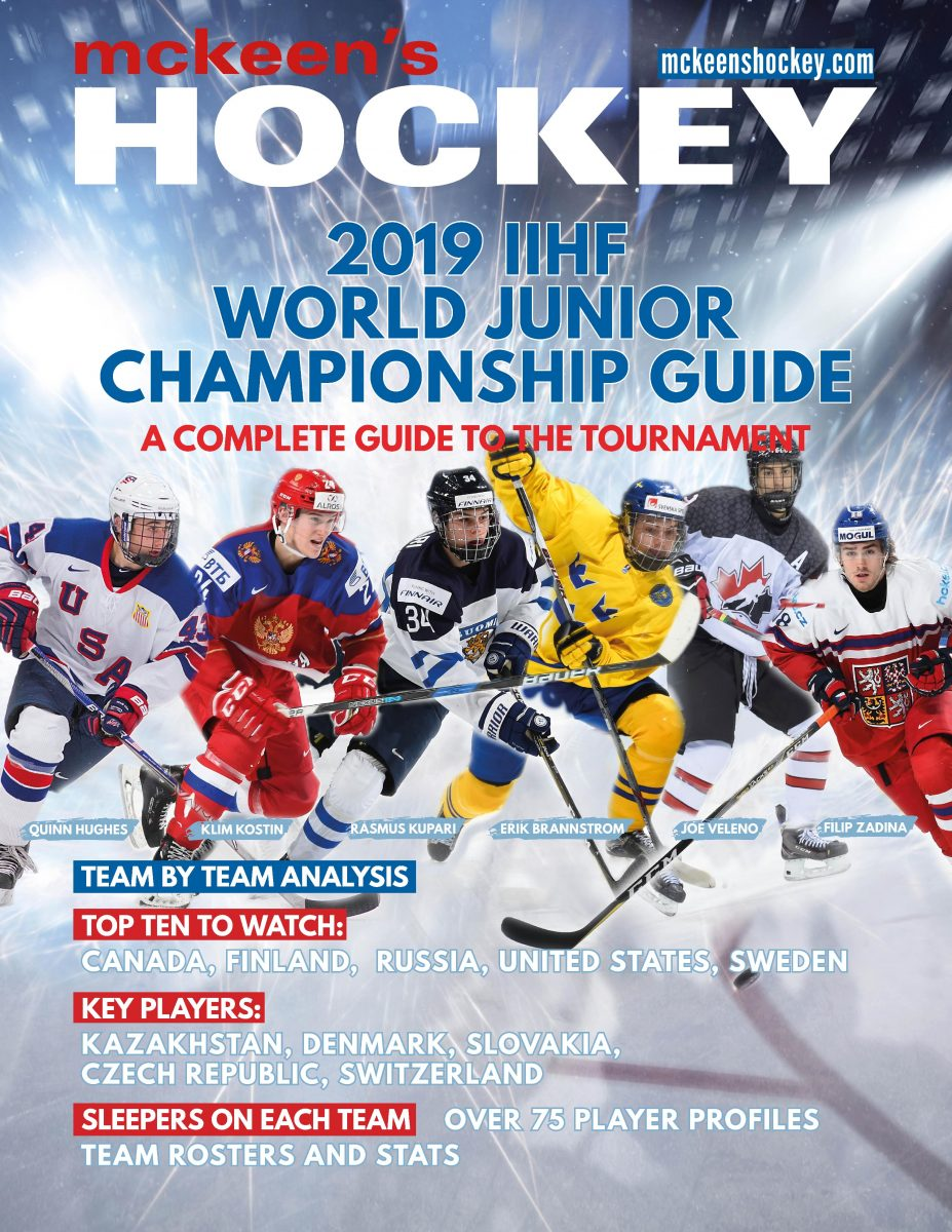 2019 Iihf World Junior Championship Guide Now Available For Download