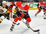 Marco Rossi of the Ottawa 67s. Photo courtesy of the OHL.
