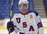 USA NTDP U18's capture a 5-1 victory over the Muskegon Lumberjacks on Dec. 19 at USA Hockey Arena.