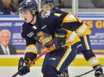 Jamie Drysdale of the Erie Otters. Photo by Terry Wilson / OHL Images.