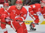 Rory Kerins of the Sault Ste. Marie Greyhounds. Photo by Terry Wilson / OHL Images.