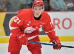 Ryan O'Rourke of the Sault Ste. Marie Greyhounds. Photo by Terry Wilson / OHL Images.
