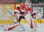 Will Cranley of the Ottawa 67's. Photo by Terry Wilson / OHL Images.