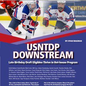 USNTDP Downstream