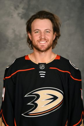 IRVINE, CA - DECEMBER 29: Cam Fowler #4 of the Anaheim Ducks poses for his official headshot for the 2020-2021 season at Great Park Ice on December 29, 2020 in Irvine, California. (Photo by John Cordes/NHLI via Getty Images)